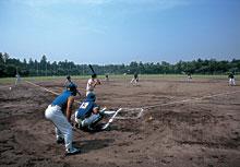 野木町総合運動公園の写真