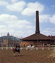 旧下野煉化製造会社煉瓦窯の写真の画像