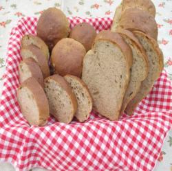 ひまわりパンの画像