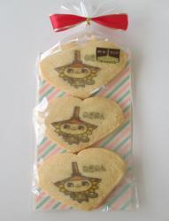 のんちゃんクッキーの画像