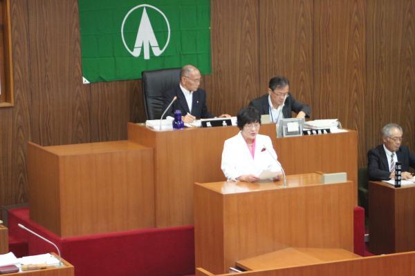 平成26年第3回野木町議会定例会