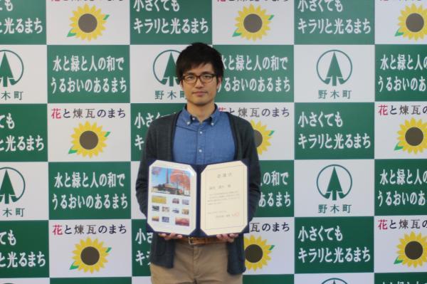 藤田さんの画像