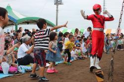 ひまわりフェスティバル3の画像